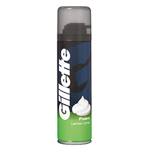 Gillette Foam Lemon Lime