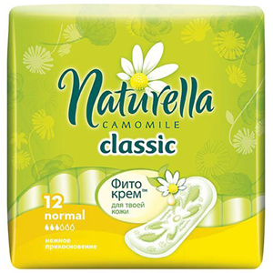 Naturella Classic Normal без крылышек