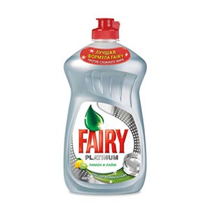 Fairy Platinum Лимон и лайм