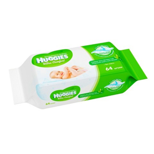 Huggies Ultra Comfort Aloe