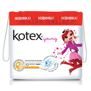 Kotex Young Normal