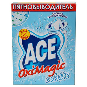 Ace Oxi Magic White